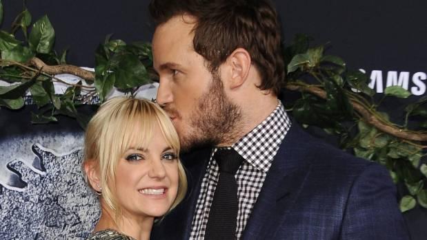 Chris Pratt and Anna Faris Are Divorced
