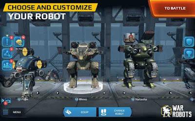 War Robots v3.5.0 Mod APK  4