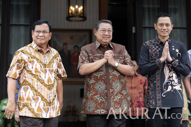 Denny Siregar Sebut Kubu Prabowo-Sandi Hanya Pemimpi, Soal Freeport