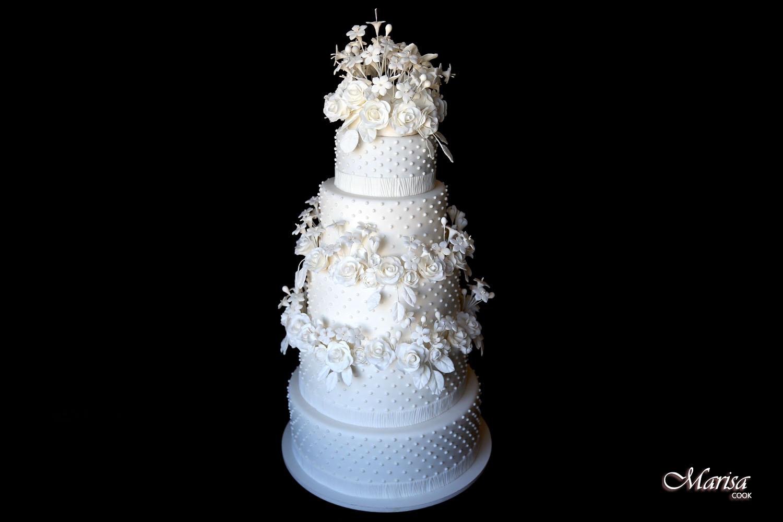 bolo de seis andares