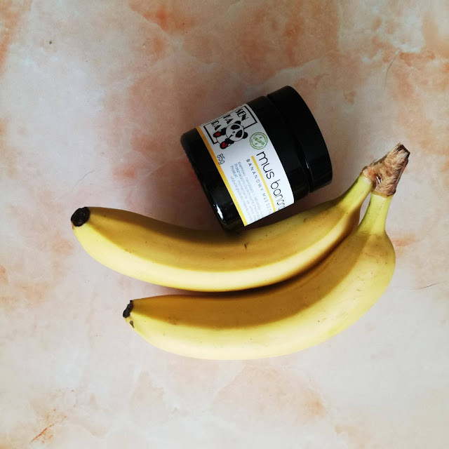 Bananowa pokusa - recenzja musu bananowego Senkara