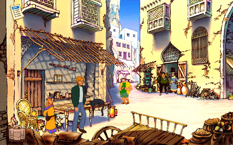 Broken Sword Captura de pantalla 11