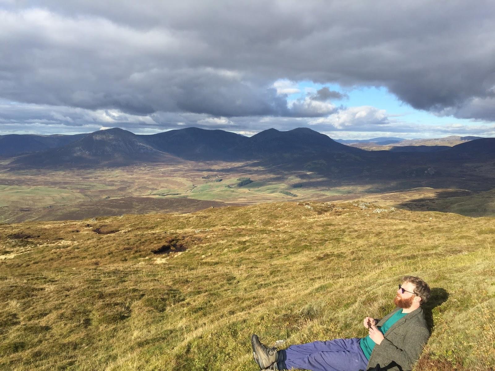 beautiful Scotland countryside village life