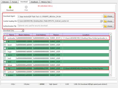Remove Frp lock Lenovo Vibe K4 Note A7010a48