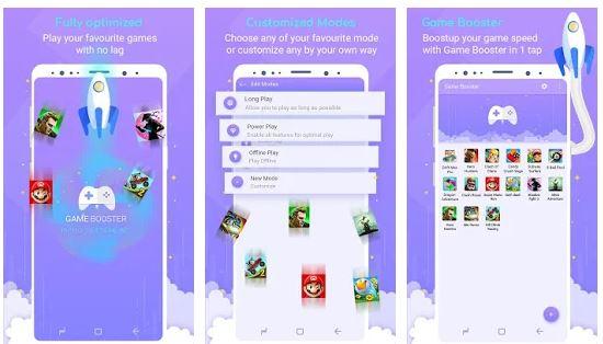 نبذة عن تطبيق Game Booster لتسريع الالعاب علي الهاتف