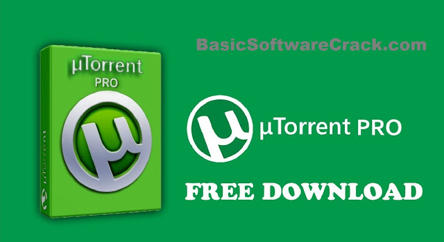 µTorrent Pro v3.5.5 Build 45966 With Fix Free Download