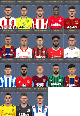 PES 2017 Facepack November 2020 by Mo Ha