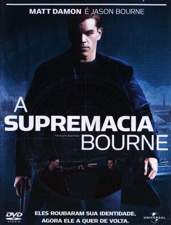 A Supremacia Bourne - Full HD 1080p