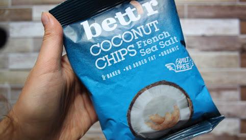 Solone chipsy kokosowe