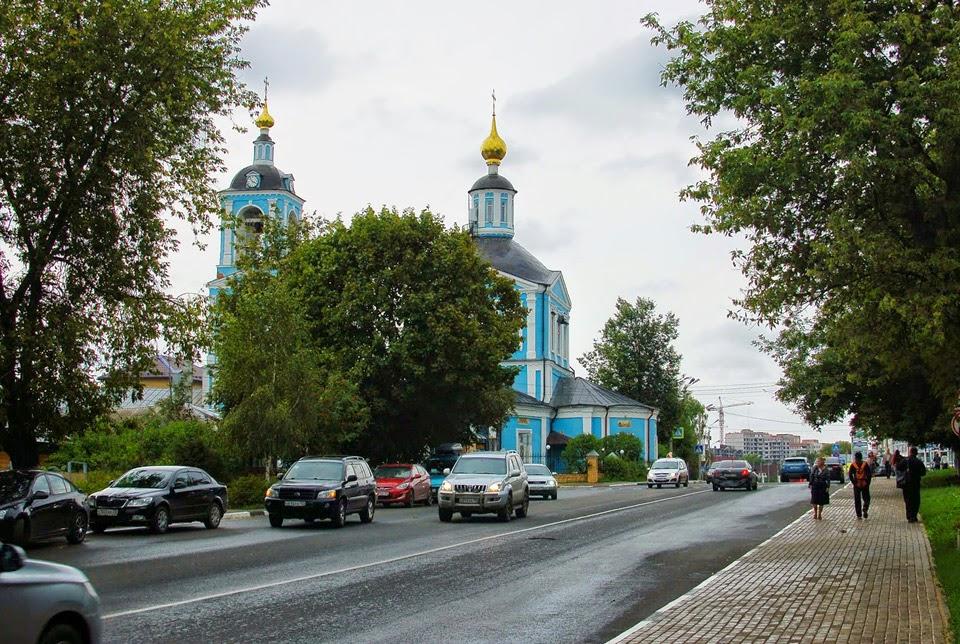 Церковь Петра и Павла, Сергиев Посад.