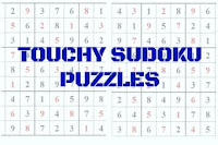 Touchy Sudoku Variation Puzzles