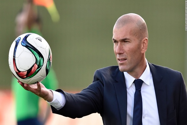 BREAKING: Zinedine Zidane resigns as Real Madrid manager (See his next club)