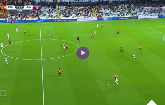 مباشر لقاء الترجي الرياضي التونسى والعين الاماراتى فى كأس العالم للأندية