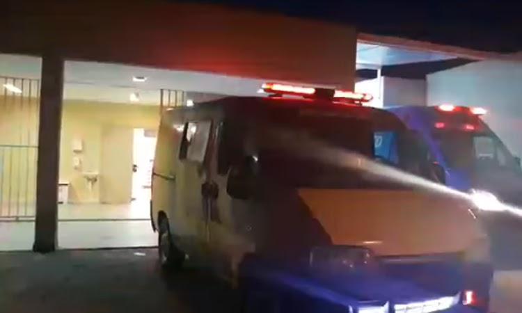 Homem é socorrido após ser atingido por descarga elétrica na Chapada Diamantina
