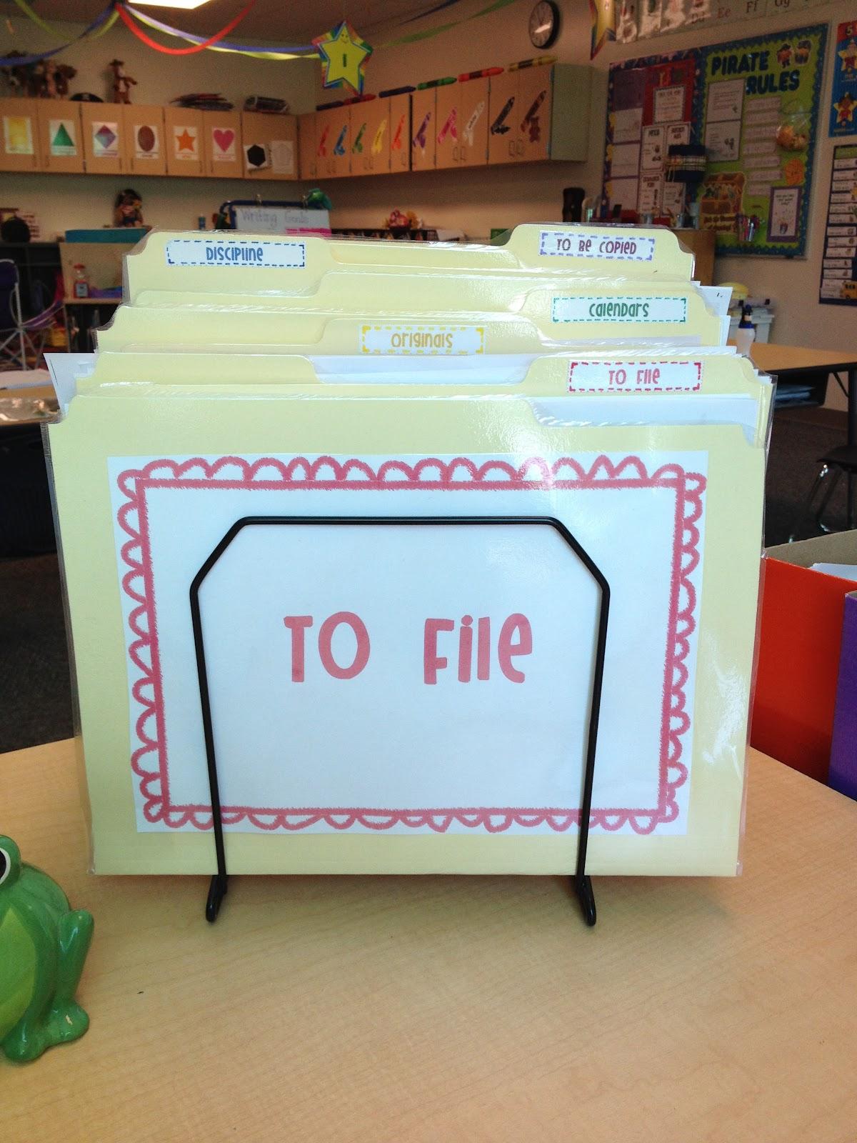 Teaching Is A Work Of Heart Classroom Organization