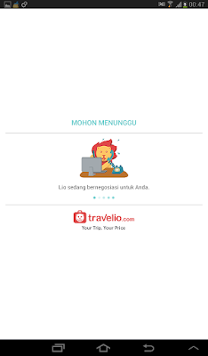 loading pengecekan Travelio