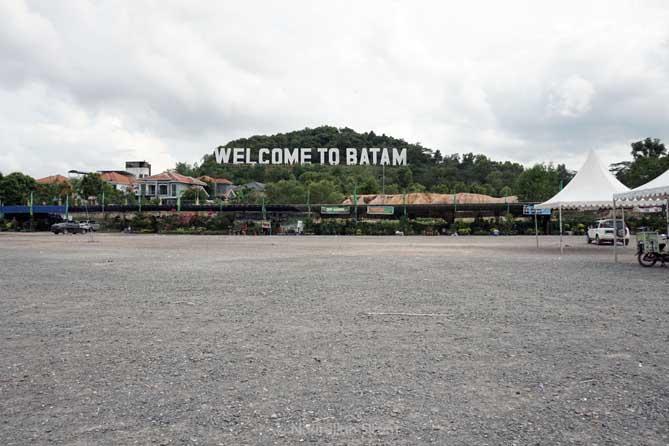 Menyambangi Bukit Clara Batam
