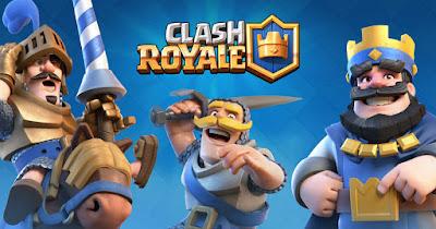 Clash Royale - Ternyata Inilah 15 Game Paling Populer di Dunia Versi Youtube