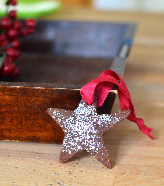 how to make apple sauce christmas ornaments