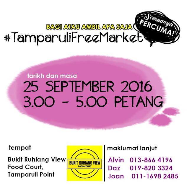 tamparuli free market