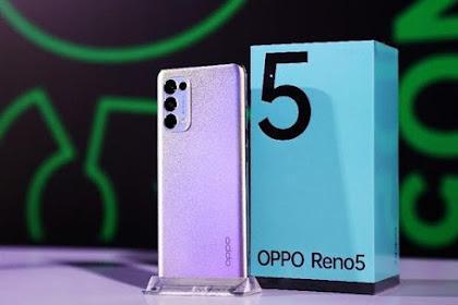Review Singkat OPPO Reno5