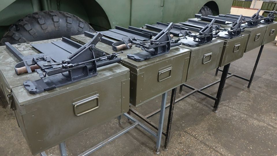 Маяк опанував виробництво ЗІП для зеніток ЗУ-23-2