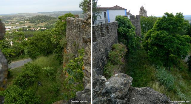 Muralhas do Castelo de Montemor-o-Novo