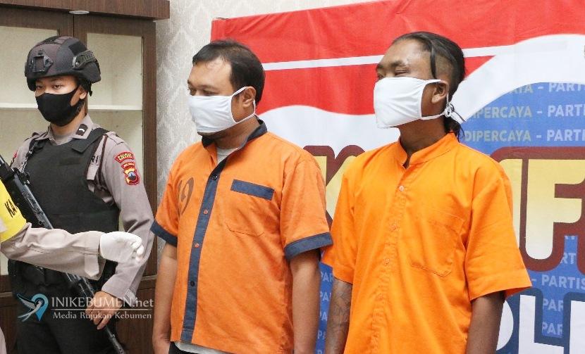 Buron Setahun, Dua Tersangka Pengeroyokan di Gombong Dibekuk Polisi