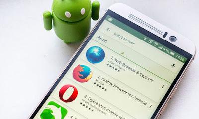 Browser Paling Ringan Untuk Android