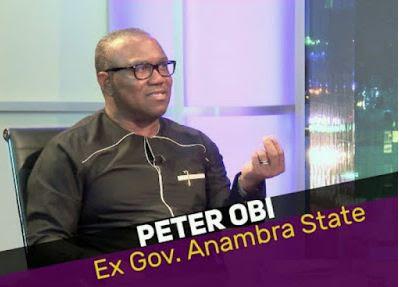 Peter Obi On Biafra