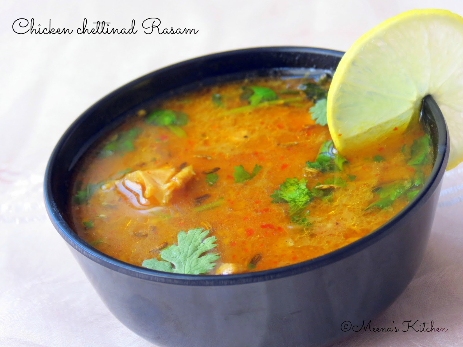 1 mb from meenas kitchen chettinad chicken soup rasam chettinad chicken soup rasam forumfinder Gallery
