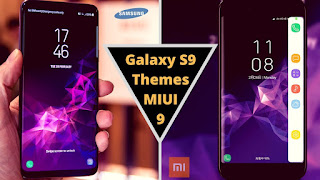 Cara Pasang Theme Samsung S9 Di Xioami
