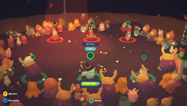 ooblets dance battle