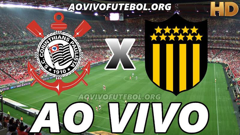 Assistir Corinthians vs Peñarol Ao Vivo HD