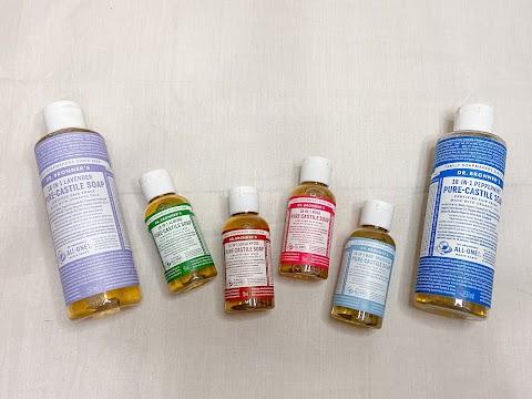 [REVIEW] :  DR BRONNER'S ORGANIC PURE CASTILE LIQUID SOAP    PUNYA 18 KEGUNAAN?!