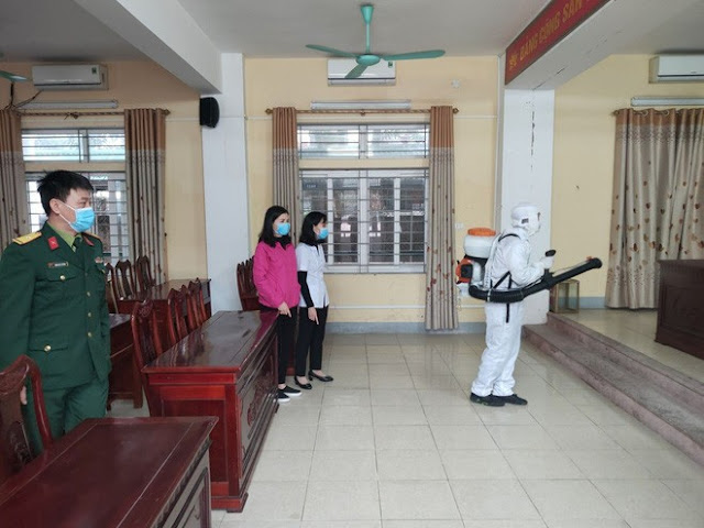 Nghệ An: Cách ly gia đình 6 người vì đi từ xã Sơn Lôi về thăm bố mẹ