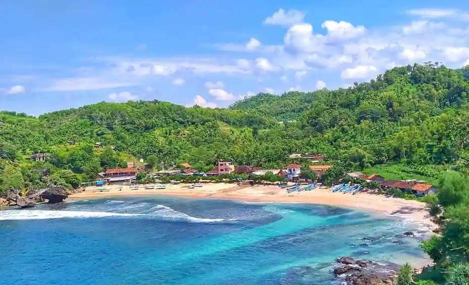 Pantai Siung Jogja - Foto instagram sssuuunnnyyy21