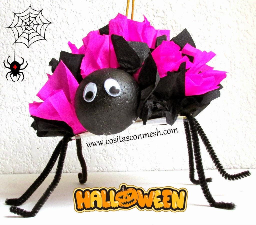 arañas-halloween