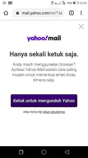 Unduh Aplikasi Yahoo