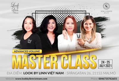 KHÓA HỌC MASTER CLASS – ADVANCED VOLUME 2021 THỤY ĐIỂN