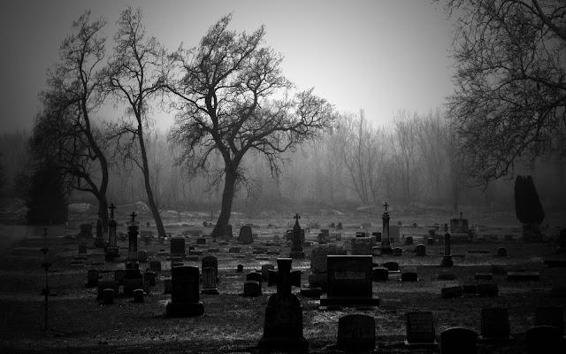Que significa soñar con un cementerio