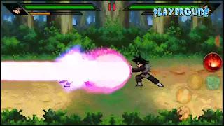 Black Goku Mugen Android
