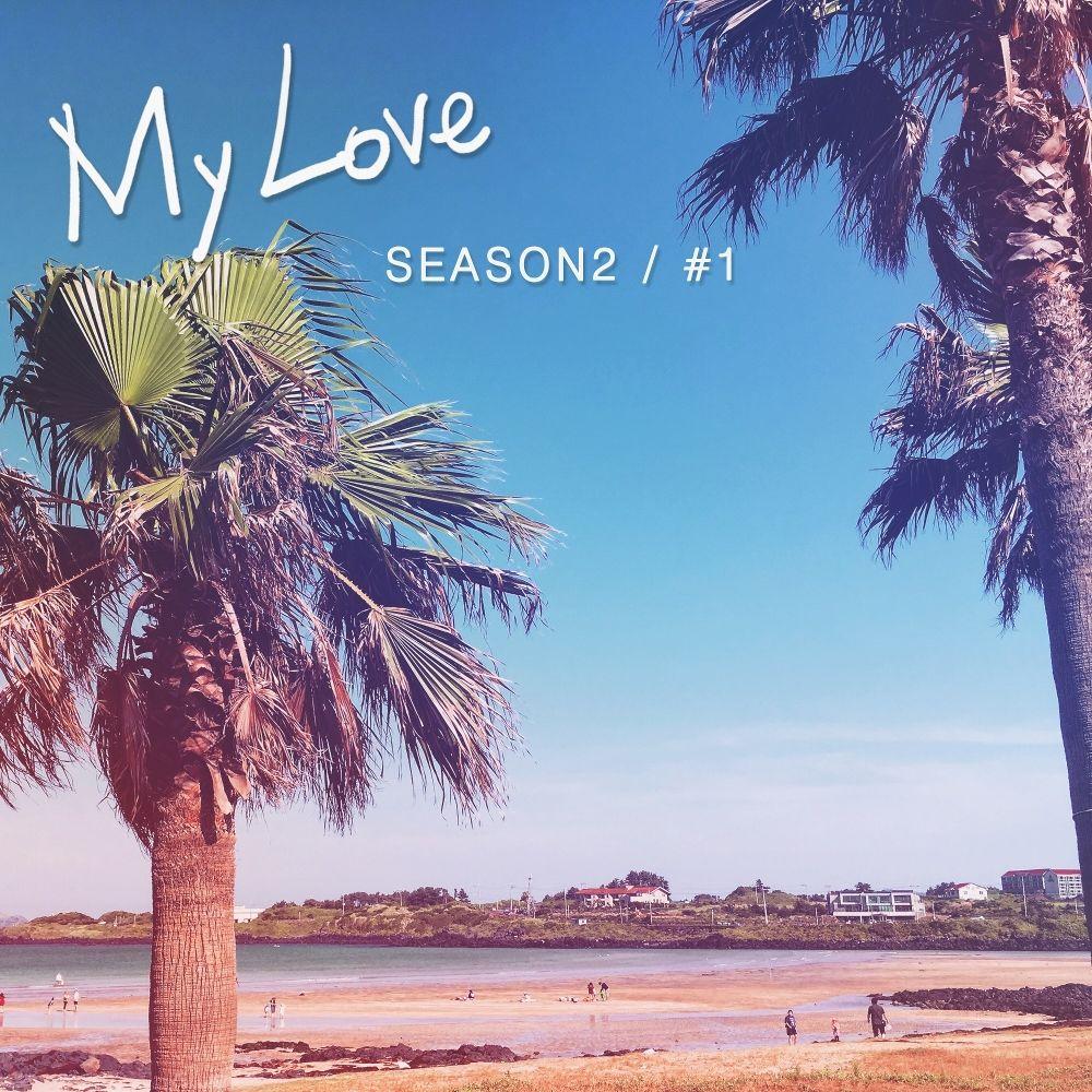 M To M – SEASON2/#1 LOVE ROAD – Single