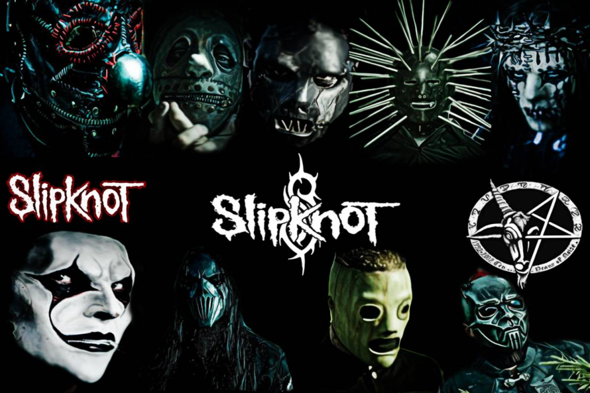 Wallpapers Dekstop 4 U: SLIPKNOT WALLPAPER