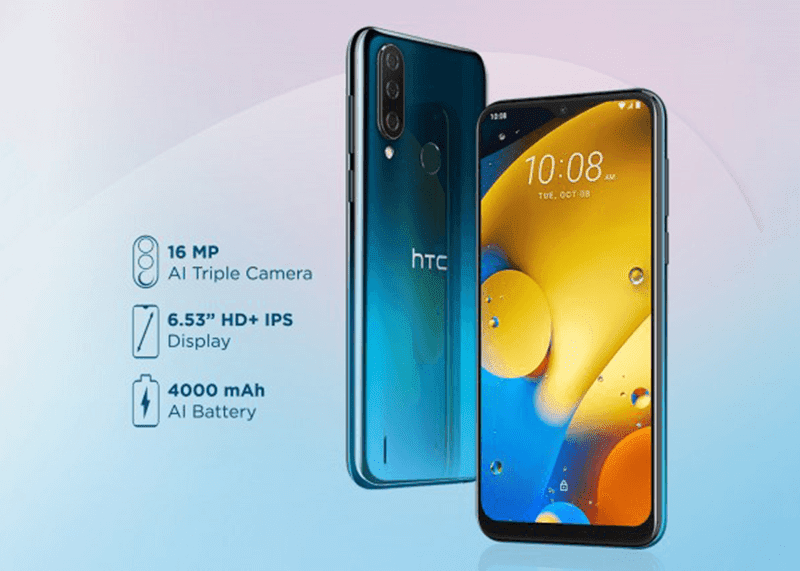 HTC releases Wildfire R70, a 2020 phone with ice age-old Helio P23 chip