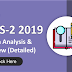 CDS II Exam Analysis 2019(Detailed): Download Paper