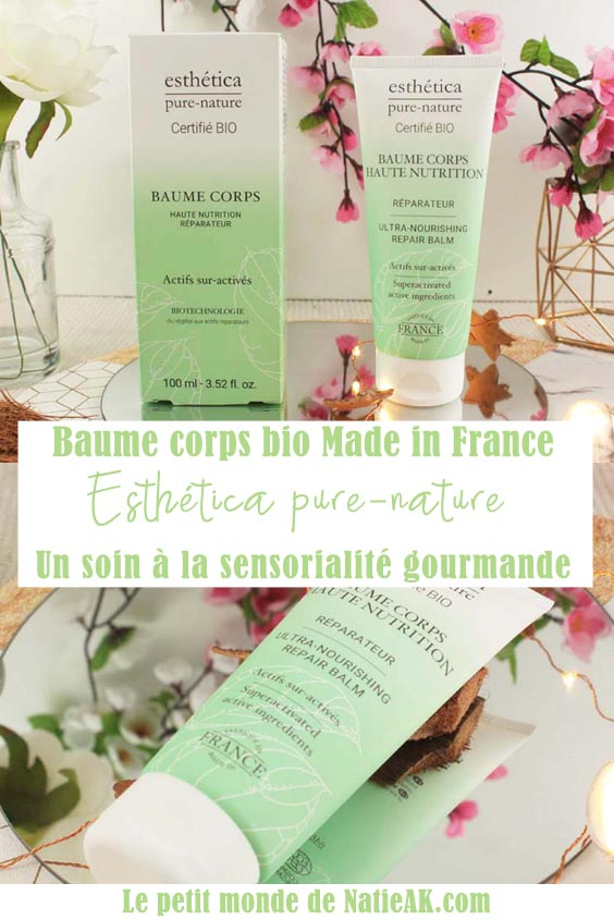 soin bio made in France esthética pure nature