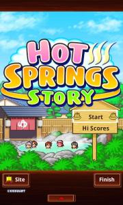 Hot Springs Story MOD APK Premium Unlimited Money