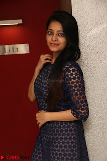 Dazzling Janani Iyer New pics in blue transparent dress spicy Pics 032.jpg