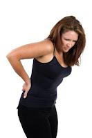 dolores de espalda baja en mujeres